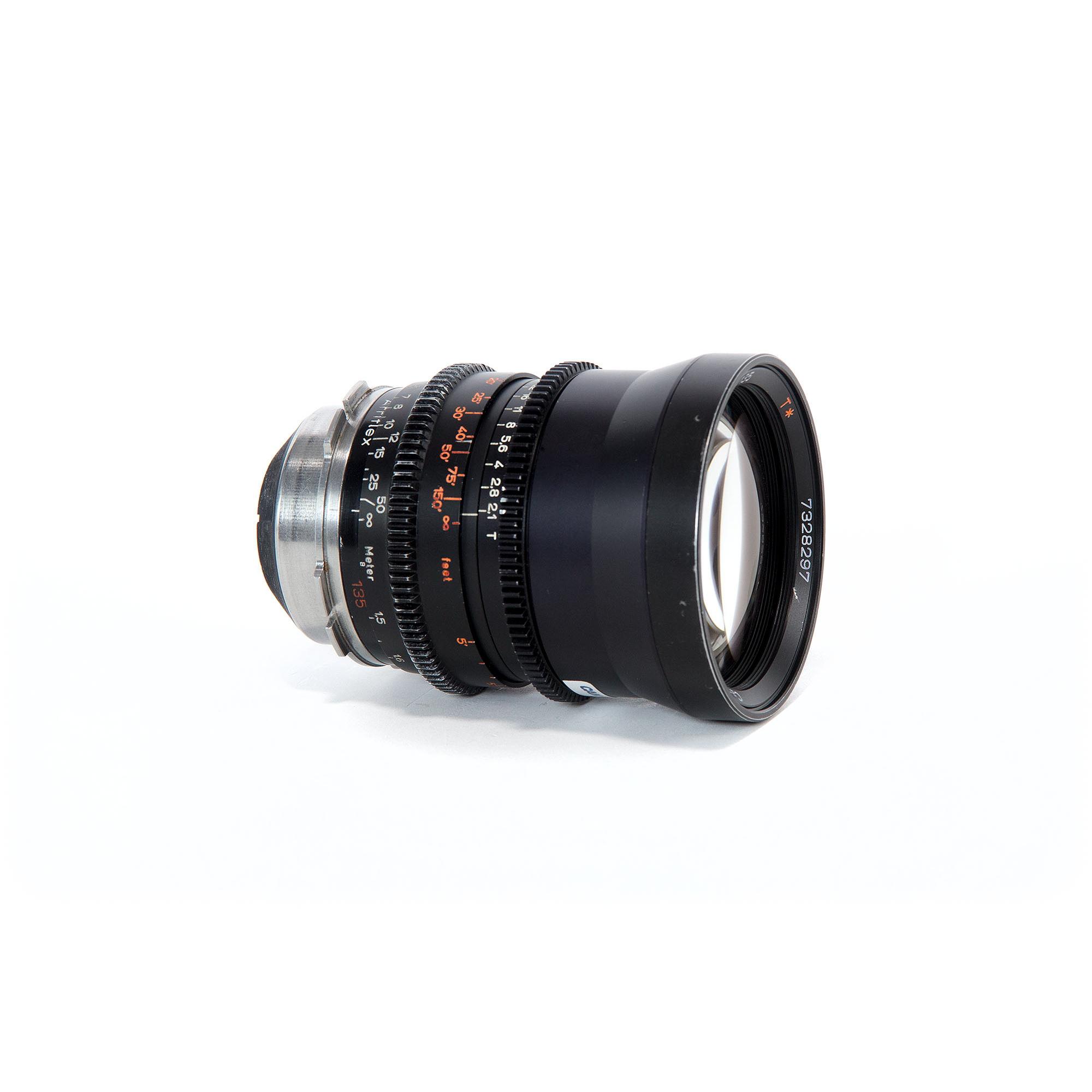 Zeiss 135mm T2.1 1