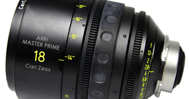 Zeiss Master Primes Set T1.3 1