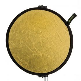 Gold Collapsible Reflector