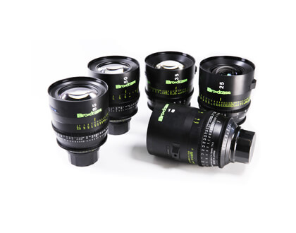 Tokina Cinema Vista T1.5 Prime Lenses 2