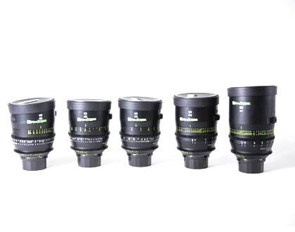 Tokina Cinema Vista T1.5 Prime Lenses