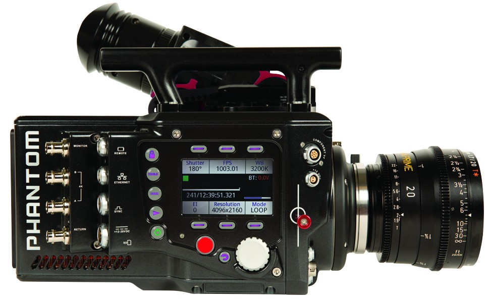 Phantom Flex4K 1