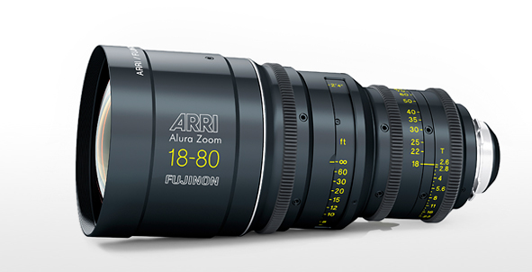 Arri Alura18 80mm T2.6 1