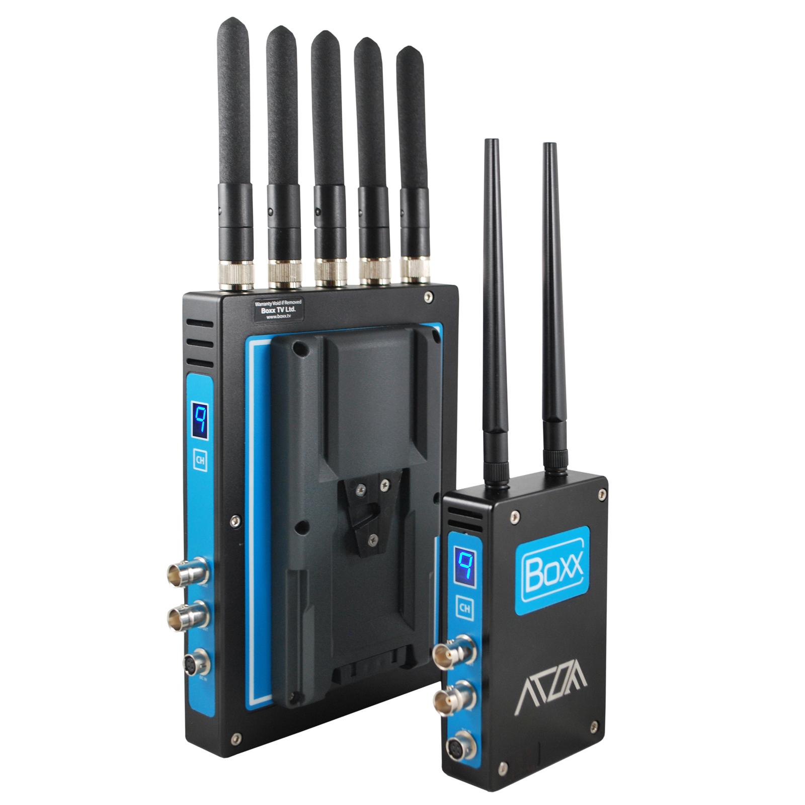Boxx Atom Wireless Video Transmitter HD 1