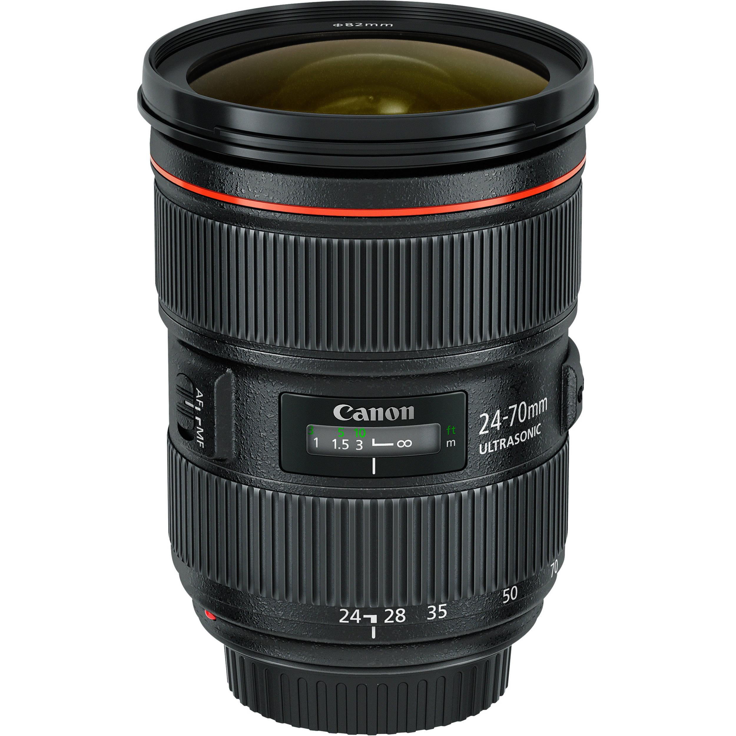 Canon 24-70 L F-2.8 MK1 1