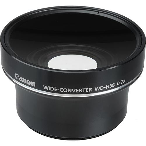 Canon WD-58 Wide Converter Lens 1
