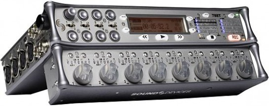Sound Devices 788T 1