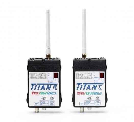Trans Video Titan Wireless Video PAL 1