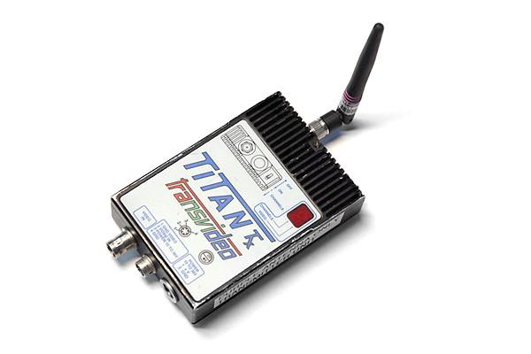 Trans Video Titan Wireless Video PAL 2