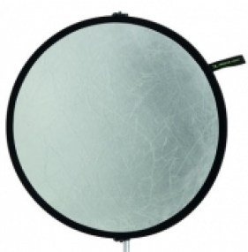 Silver Collapsible Reflector