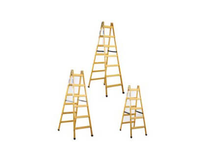 Wooden ladder 1.9m