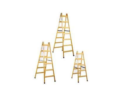 Wooden ladder 1.9m